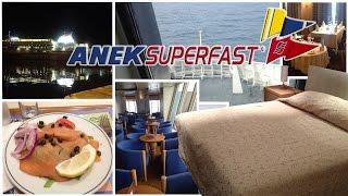 ANEK SUPERFAST XI *** Ferry Igoumenitsa  - Ancona(Traversée Grèce / Italie sur un Ferry de la compagnie Anek Superfast. Vidéo en HD 1080p d'une croisière à bord du Ferry ANEK SUPERFAST XI qui relie ..., 2014-11-06T00:03:45.000Z)