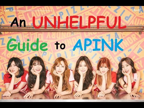 An Unhelpful Guide To Apink
