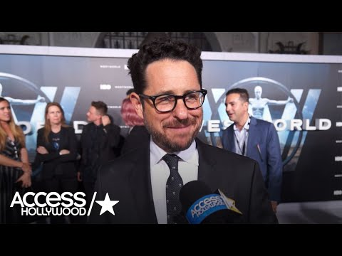 J.J. Abrams: 'Westworld' 'Is Very Much About The Dawning Of Consciousness' | Access Hollywood