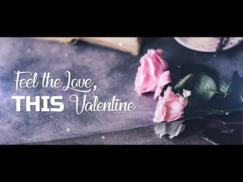 Valentine Special   Modern Slideshow in After Effects - After effects tutorial  - Free Download