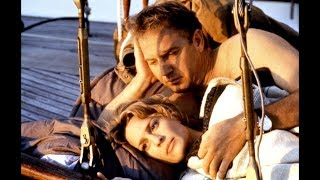 Message in a Bottle -  Drama , Romance, Movies -  Kevin Costner, Robin Wright, Paul Newman