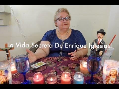 La Vida Secreta De Enrique Iglesias!