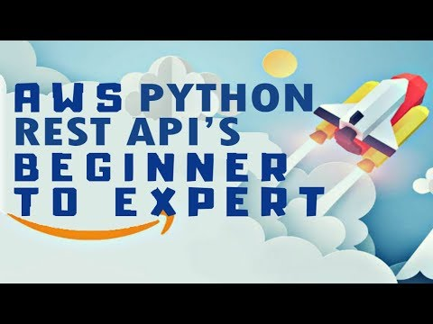 aws-with-python-tutorial- -introducing-rest-apis