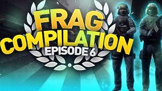 CS GO - Frag Compilation #6