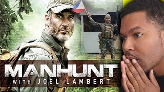 Manhunt With Joel Lambert | Can he get AWAY from the Philippines SCOUT RANGERS?