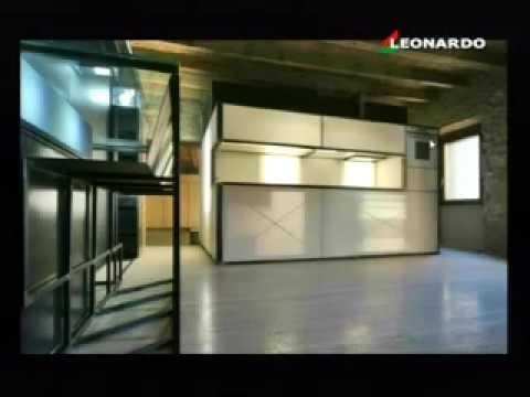 Architetto brescia marcio tolotti leonardo tv youtube for Architetto brescia