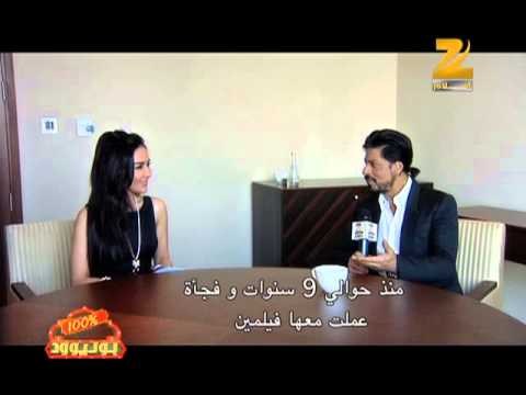 Shah Rukh Khan Exclusive Interview On Zee Aflam