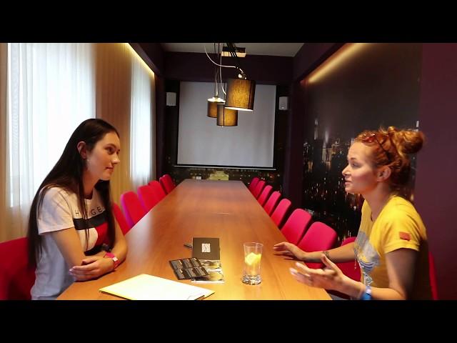 Ania Rusowicz o Eurowizji: wywiad + KONKURS