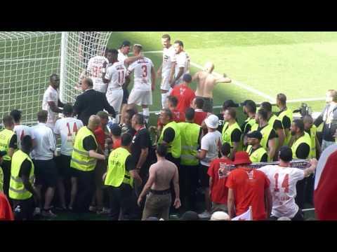 Sécurité coupe Suisse 2017