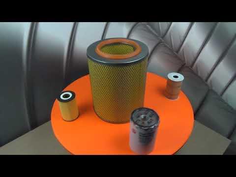 Фильтры / Комплект фильтров на  HD 120 | Воздушный, масляный, топливный