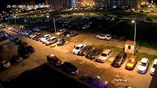 Видео аварии в Гусарской Балладе 26 05 2018