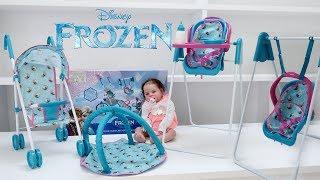 Brinquedos realistas de bebê