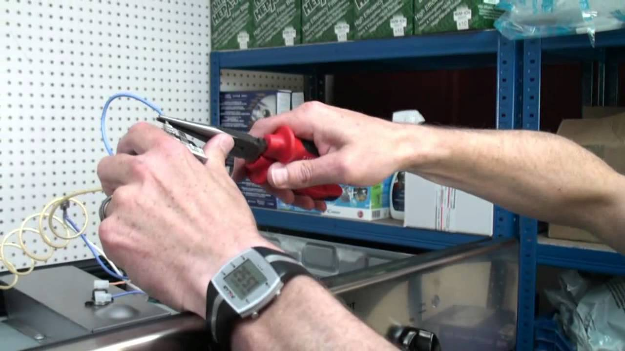 Oven Overheating? How to replace an oven thermostat  YouTube