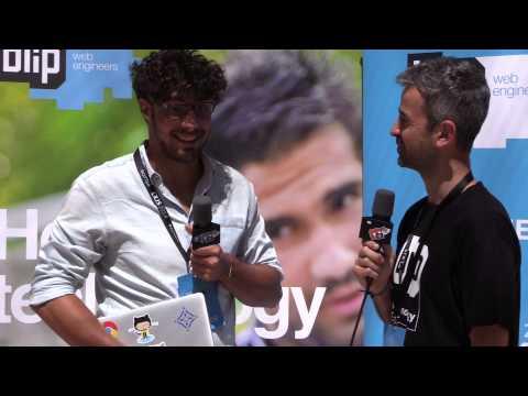 LXJS 2014 - Interview João Ribeiro