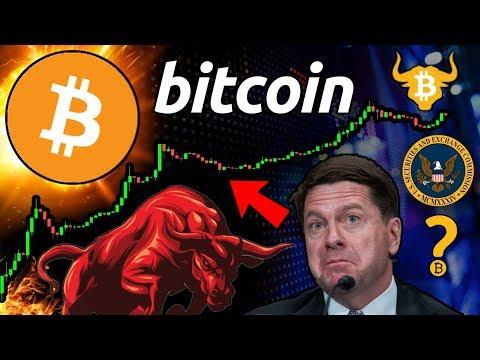 Bitcoin Has Never Seen A Bear Market? SEC Jay Clayton: Crypto Is NOT Like Stocks! 😱