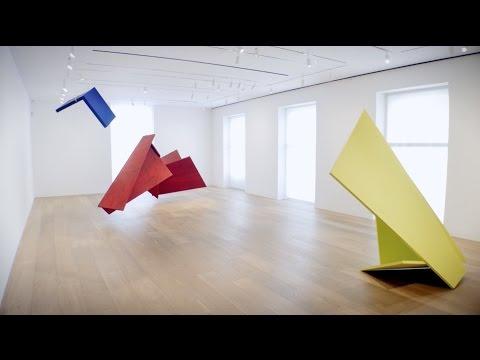 Joel Shapiro at Dominique Lévy New York