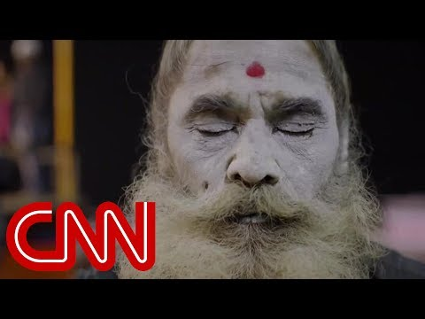 The Aghori: An ancient religion with dark rituals - YouTube