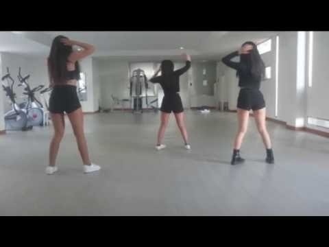 "Dance cover- Travis Porter ""Bring it back""-(dance choreography Fraulegirl)-TRINITY FORCE"