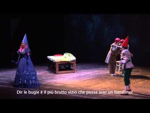 Pinocchio, opera by Natalia Valli, part 2 (3)