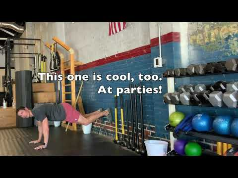 Crawl on the Wall for a Super Strong Core