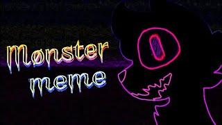 M Ø N S T E R [meme] ¡Especial de Halloween! ÒwÓ thumbnail