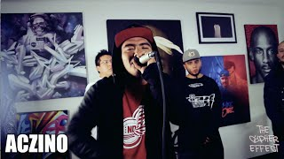 The Cypher Effect - Proof / Gino / RC / Aczino ( Presentado por Yoga Fire )