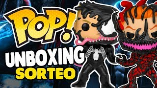 Abriendo TODOS Los Funko POP de VENOM + SORTEO