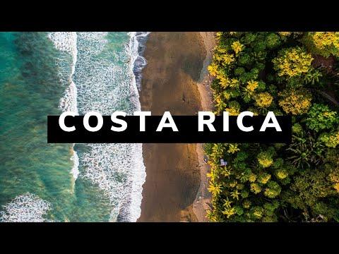 COSTA RICA TRAVEL DOCUMENTARY  | 4x4 Road Trip