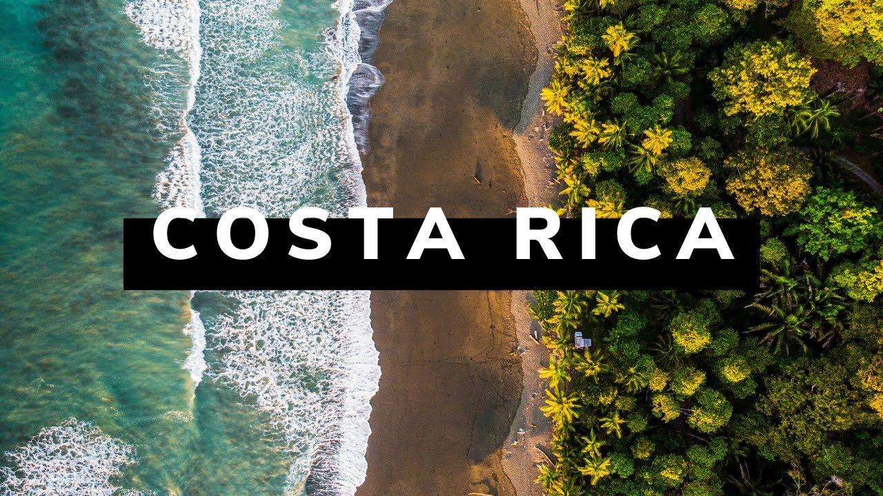 COSTA RICA TRAVEL DOCUMENTARY    4x4 Road Trip