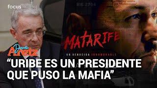 Entrevista con Daniel Mendoza, creador de Matafire / Directo Aretz