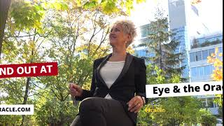 Eye & the Oracle Instagram ad (wide screen)