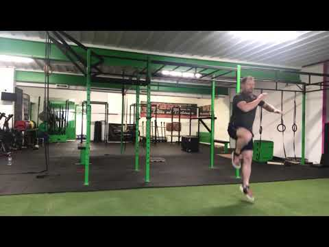 Lateral Bound & Hop
