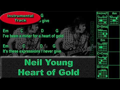 Harmonica harmonica tabs heart of gold : Vote No on : Neil Young Heart of G
