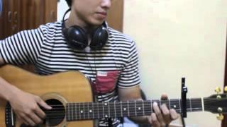 MÙA YÊU ĐẦU (guitar cover by LM )