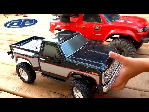 NEW RELEASE! Associated 1/12 CR12 Ford F-150 Pick-Up 4WD Brushed RTR - Unbox | RC ADVENTURES