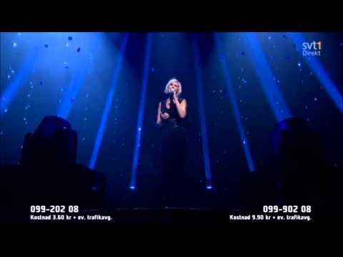 Sanna Nielsen - Undo (Melodifestivalen 2014) FINALEN 720p HD (SWEDEN)
