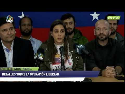 Venezuela - Detalles de la Operación Libertad- VPItv