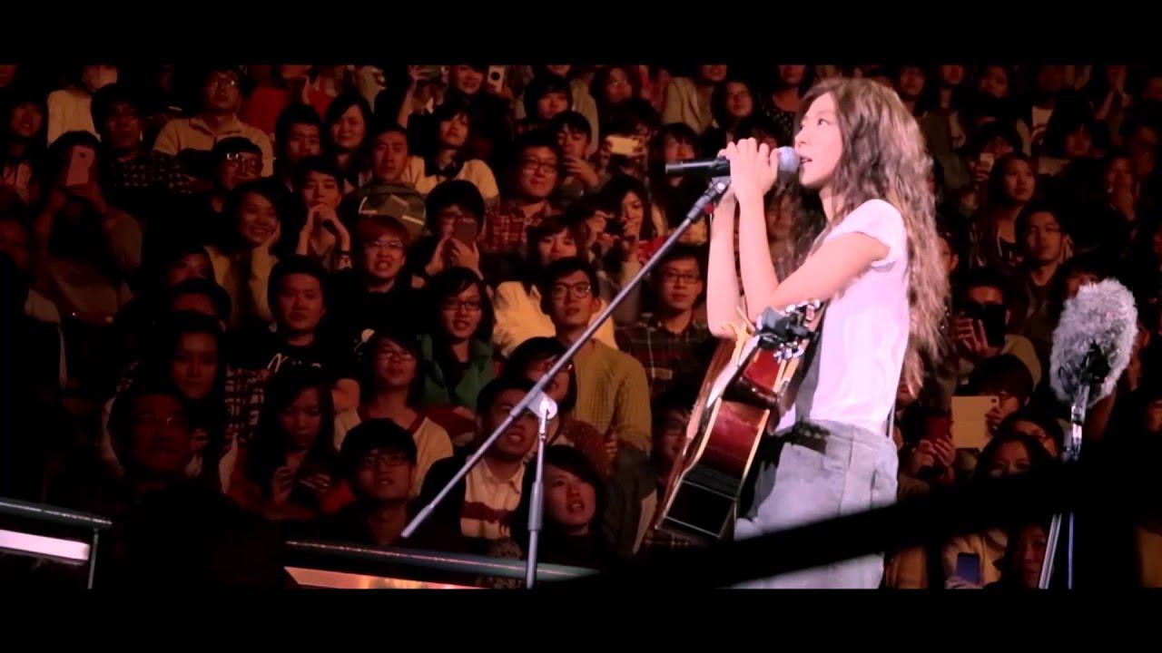 陳綺貞 Cheer Chen【時間的歌巡迴演唱會 影音記錄】11/18正式發行 - YouTube