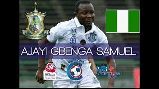 Ajayi Gbenga Samuel Striker - Metfone Cambodian League 201517 Skill -Goal- AssistBeongket FC