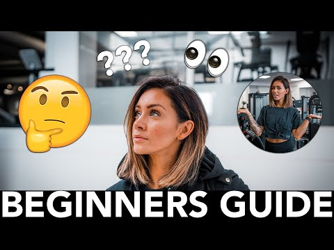 My Honest Tips For Beginners In The Gym | Lost Motivation or Confidence? thumbnail
