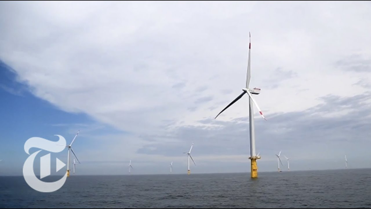 Germany's Offshore Wind Push | The New York Times