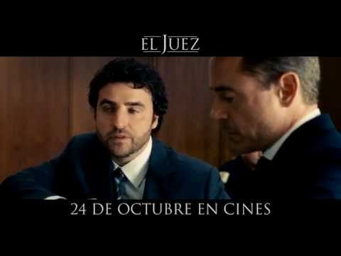 El Juez - Tráiler Teaser Oficial en español HD