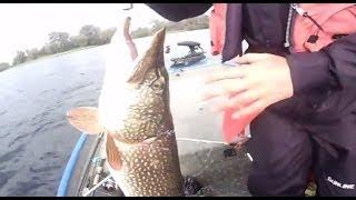 Первый этап Pro Anglers League 2014. Экипаж Беляев-Вихров. Рыболовная поэзия