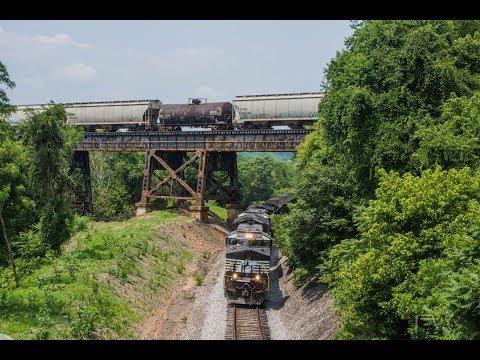 A Busy day in the Altavista, Virginia area: July 21, 2017