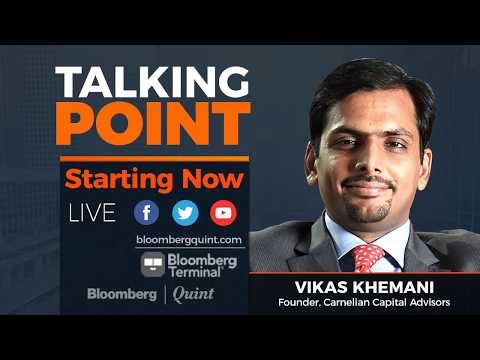 Interview on investment strategy & current scenario with Bloomberg Quint