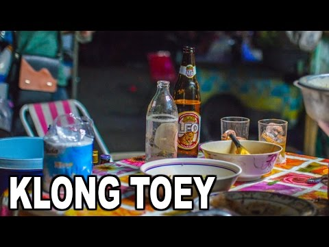 Party in Klong Toey - Bangkok Thailand