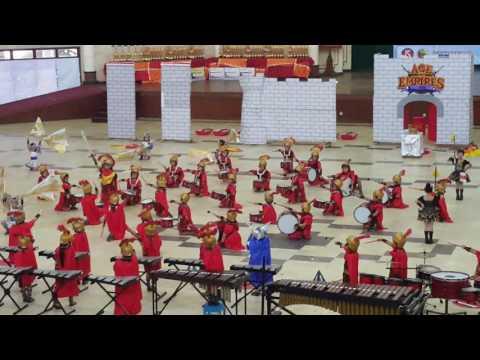 Drumband tk batik ppbi 2016 @UPN