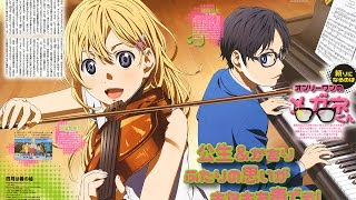 My Truth - Violín Instrumental  Kaori Miyazono Shigatsu wa kimi no uso 四月は君の嘘 HQ