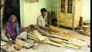 Wooden Wonder - Recycling wood in Ahmedabad, India