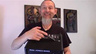 Bass Musician Magazine - Phil Jones Bass MIcro 7 Combo Review
